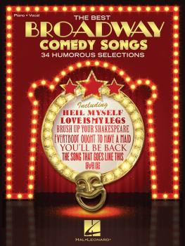 The Best Broadway Comedy Songs (HL-00237759)
