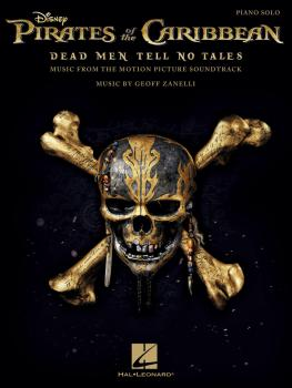 Pirates of the Caribbean - Dead Men Tell No Tales: Music from the Moti (HL-00242537)