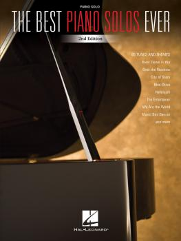The Best Piano Solos Ever - 2nd Edition (HL-00242928)