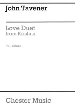 Love Duet from Krishna (for Soprano, Tenor and Piano Accompaniment Ful (HL-14048201)