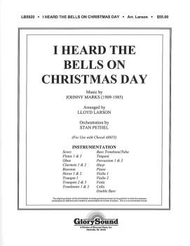 I Heard the Bells on Christmas Day (HL-35010164)