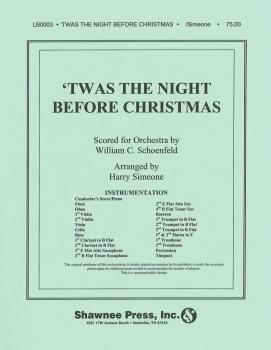 'Twas the Night Before Christmas (HL-35024226)