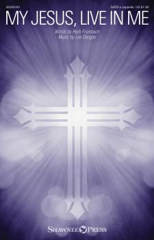 My Jesus, Live in Me (HL-35030181)