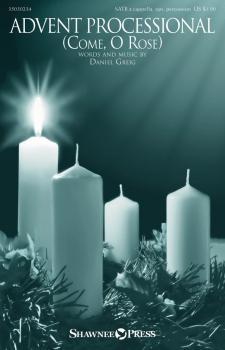 Advent Processional (Come, O Rose) (HL-35030234)