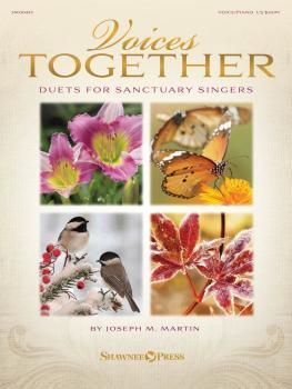 Voices Together: Duets for Sanctuary Singers (HL-35030435)