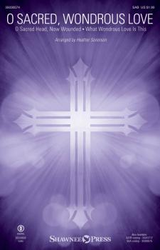 O Sacred, Wondrous Love (HL-35030574)