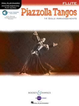 Piazzolla Tangos (Flute) (HL-48023254)