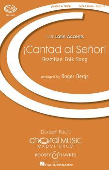 ¡Cantad al Señor! (CME Latin Accents) (HL-48023650)