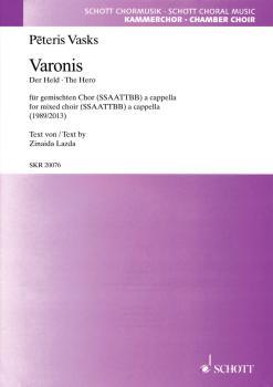 Varonis (The Hero): SATB divisi a cappella (HL-49044554)