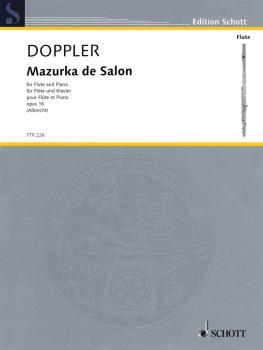 Mazurka de Salon (Flute and Piano) (HL-49045103)