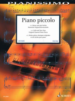 Piano Piccolo: 111 Little and Very Easy Original Classical Piano Piece (HL-49045292)