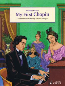 My First Chopin: Easiest Piano Pieces by Frédéric Chopin (HL-49045374)