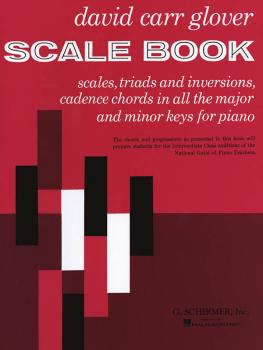 Scale Book (Piano Technique) (HL-50006560)