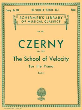 School of Velocity, Op. 299 - Book 1 (Piano Technique) (HL-50253150)