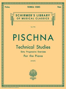 Pischna - Technical Studies (60 Progressive Exercises) (Piano Techniqu (HL-50256370)