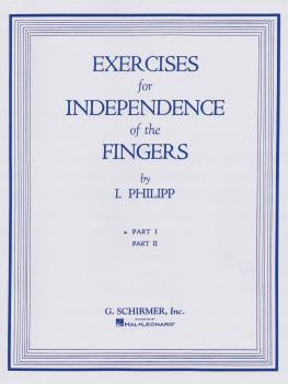 Isidor Phillip - Exercises for Independence of Fingers - Book 1 (Piano (HL-50327210)