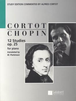 12 Études, Op. 25 (Piano Solo) (HL-50397900)