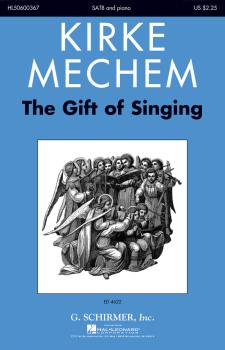 The Gift of Singing (HL-50600367)