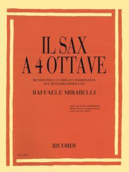Il Sax a 4 Ottave (The 4 Octave Sax) (HL-50600409)
