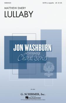 Lullaby: Jon Washburn Choral Series (HL-50600423)