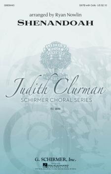 Shenandoah: Judith Clurman Choral Series (HL-50600443)