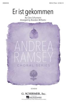 Er ist gekommen: Andrea Ramsey Choral Series (HL-50600446)