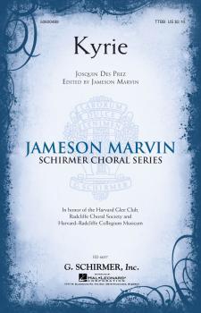 Kyrie: Jameson Marvin Choral Series (HL-50600489)