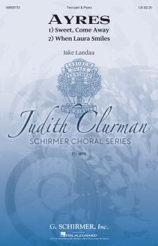 Ayres: Judith Clurman Choral Series (HL-50600731)