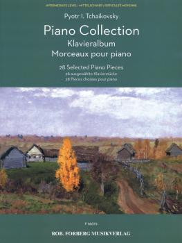 Tchaikovsky: Piano Collection: 28 Selected Piano Pieces (HL-50601088)