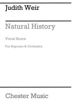 Natural History for Soprano and Orchestra (HL-14048266)