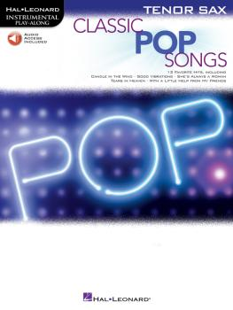 Classic Pop Songs (Tenor Sax) (HL-00244244)
