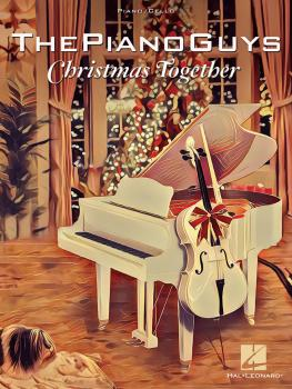 The Piano Guys - Christmas Together: Piano Solo with Optional Cello (HL-00253896)