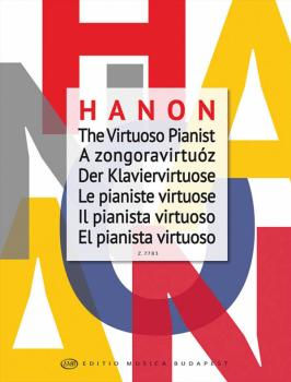 Hanon: The Virtuoso Pianist (60 Finger Exercises) (HL-50511283)