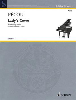 Lady's Cowe (for Piano Four Hands - Performance Score) (HL-49045047)