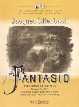Fantasio (Paris Version 1872): Opéra-comique en trois actes et quatre  (HL-48024181)