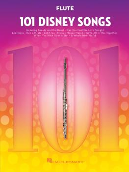 101 Disney Songs (for Flute) (HL-00244104)