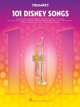 101 Disney Songs (for Trumpet) (HL-00244109)