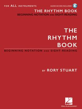 The Rhythm Book: Beginning Notation and Sight-Reading for All Instrume (HL-00252025)