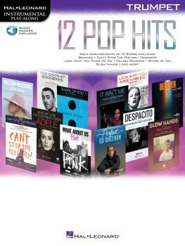 12 Pop Hits (Trumpet) (HL-00261794)