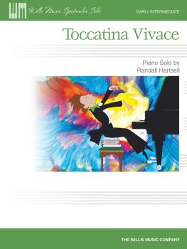 Toccatina Vivace: Early Intermediate Level (HL-00274992)