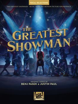 The Greatest Showman - Vocal Selections: Vocal Line with Piano Accompa (HL-00269777)