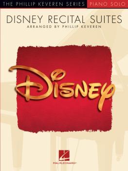 Disney Recital Suites: Phillip Keveren Series (HL-00249097)