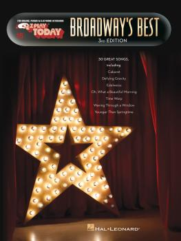 Broadway's Best - 3rd Edition: E-Z Play Today Volume 16 (HL-00266435)