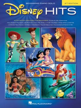 Disney Hits - 2nd Edition (HL-00264691)