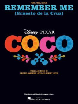 Remember Me (Ernesto de la Cruz) (from Coco) (HL-00277172)