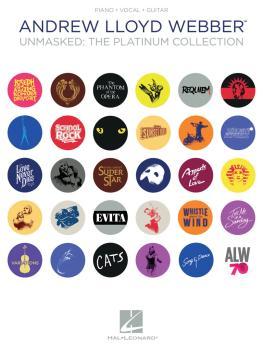 Andrew Lloyd Webber - Unmasked: The Platinum Collection (HL-00275037)