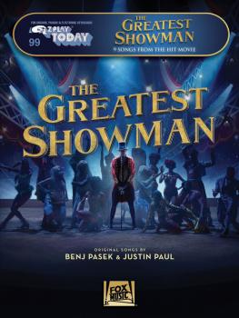 The Greatest Showman (E-Z Play Today #99) (HL-00275360)