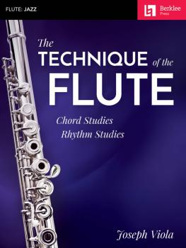 The Technique of the Flute: Chord Studies · Rhythm Studies (HL-00214012)