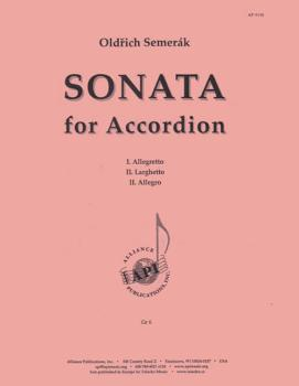 Sonata for Accordion (HL-08773609)