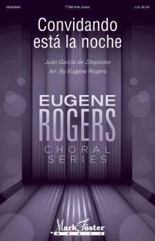 Convidando Esta La Noche: Eugene Rogers Choral Series (HL-00265665)
